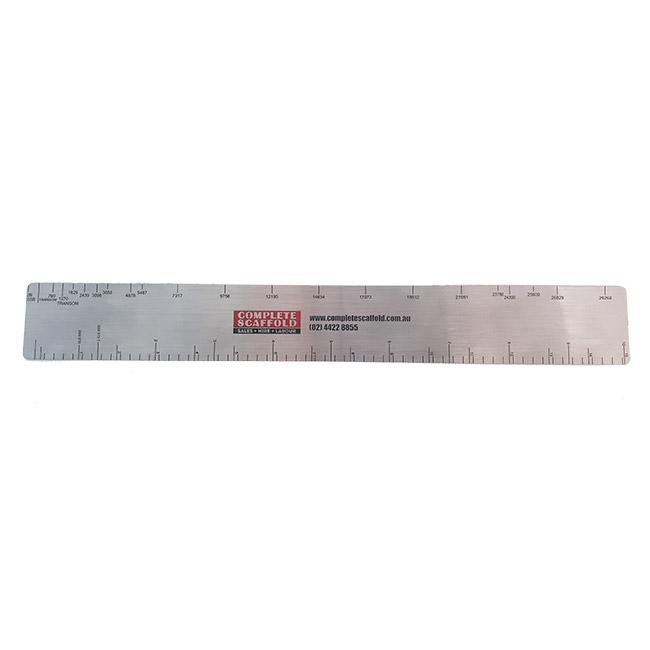 scaffolders ruler
