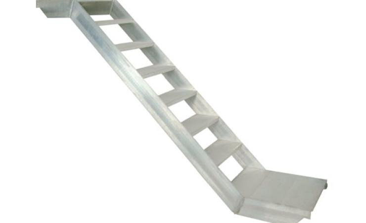 Aluminium Stairs