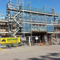 Industrial Scaffolding Project